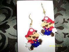 Mario+Earrings+by+TBTT+on+Etsy,+$12.00