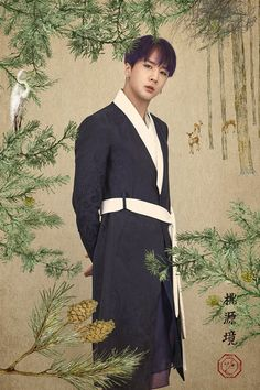 "paetoi: ""#VIXX 4th MINI ALBUM #桃源境 (#도원경) CONCEPT PHOTO Birth Flower #Ravi """