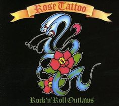 (Pink) Tattoo - Rock 'N' Roll Outlaws ( Tattoo - Rock & Roll Outlaws [Import])