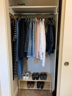 Wardrobe Organisation, Wardrobe Rack, Shoe Rack, Closet, Furniture, Home Decor, Armoire, Decoration Home, Room Decor