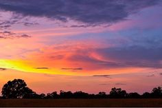 Good Morning East Texas!  Photo taken in Tennessee Colony by @brianwalsh46.