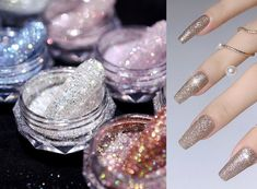 Nail Supply, Sparkles Glitter, Nails, Finger Nails, Ongles, Twinkle Twinkle, Nail, Nail Manicure