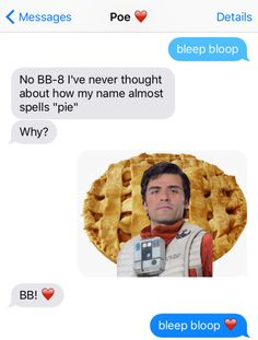"""BB-8 would still be the best. 