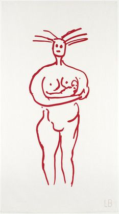 Louise Bourgeois | Mother and Child II. 2007
