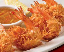 Bubba Gumps Recipes - Coconut Fried Shrimp