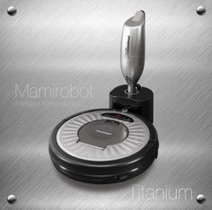 Wanna get beautiful 'Mamirobot KF7 Titanium' robot vacuum cleaner?!  Please visit our official website and choose your country! We are selling Mamirobot products all around the world! www.mamirobot.com