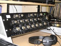 Bozak / Urei mixer.. the ORIGINAL DJ club mixer.. still alive and well.