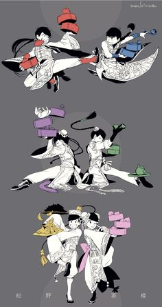 Ok im pissed karamatsu just hurt my baby jyushimatsu Character Design, Art, Osomatsu San Doujinshi, Anime, Cartoon, Anime Characters, Boy Art, Anime Drawings, Manga