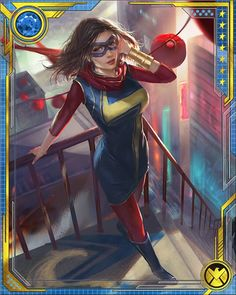 RPGOTG - [Kamala Khan] Ms. Marvel