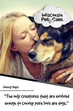 Gotta love dogs.