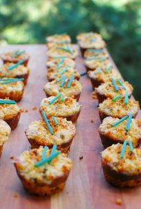 Crab Cake Appetizer | Joe's Healthy Meals
