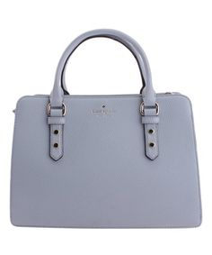 Kate Spade Lakes Edge Lise Mulberry Street Leather Satchel | zulily