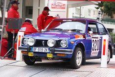 Honda civic RS 1978 monte carlo historique 2011 club Honda classic France