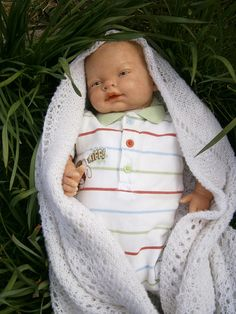 Alfie-Eoin Alfie-Eoin life like baby created by Baby banter member Pixie