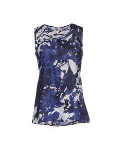 MARNI Silk Top. #marni #cloth #dress #top #skirt #pant #coat #jacket #jecket #beachwear #