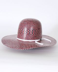American Hat Company® 3-Tone Straw Hat - Fort Brands c21c8e84239