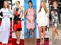 Rachel McAdams, Miley Cyrus, Kerry Washington, Amanda Seyfried, Nicole Richie... Who was best dressed this week? #fashion
