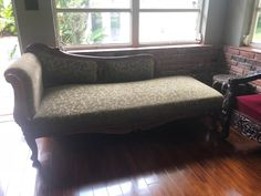 If you're looking for a traditional touch, a chaise lounge is a great choice to boost your space into style.This Stylish Chaise Lounge is exclusively designed. Antique Doors, Old Doors, Barn Doors, Reclaimed Doors, Reclaimed Furniture, White Vanity Mirror, Indian Doors, Sleeper Sofa, How To Distress Wood