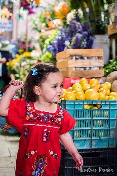 Sesión de foto estilo mexicano para niña de 2 años / mexican photoshoot for a 2 years old girl