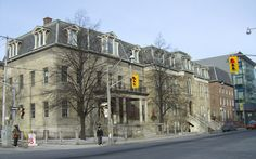 Bank of Upper Canada Toronto, Street View, Canada, House, Home, Haus, Houses