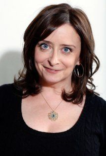 Rachel Dratch - I can cross this one off my list. I met her today!!!