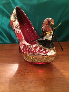 2014 JRS Muses shoe - Queen of Hearts