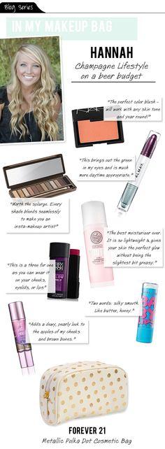 Love this makeup bag
