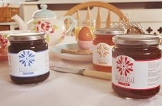 40 Juicy Jam Packaging Designs Inspiration - Jayce-o-Yesta
