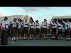 Der Watschentanz ein Schuhplattler aus Bayern