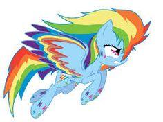 mlp rainbow dash alicorn - Google Search