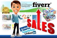 promote your FIVERR Gig