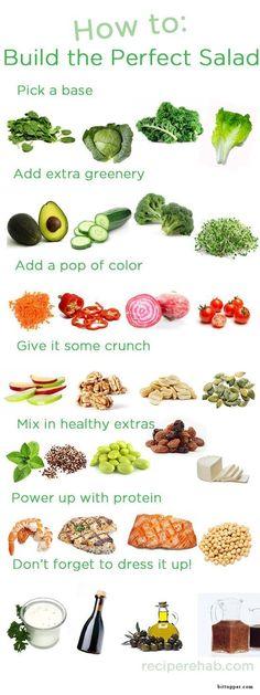 Build the Perfect Salad via www.bittopper.com/post.php?id=75863213653210d0d036419.80746993