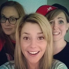 Mamrie Hart, Grace Helbig, & Hannah Hart MY FAVOURITE YOUTUBERS EVER!