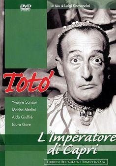 C'era un attore che aveva cento paia di scarpe, tante gliene avevano tirate - Antonio De Fazio - L'imperatore di Capri