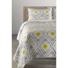 yellow and grey quilts - Google Search