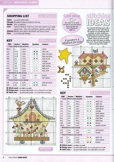 Gallery.ru / Фото #8 - Cross Stitch Card Shop 25 - WhiteAngel
