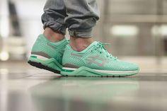 More On-Feet Images Of The Asics Gel Lyte Evo Mint • KicksOnFire.com