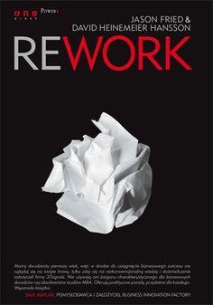 Rework - Fried Jason za 37,49 zł | Książki empik.com