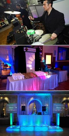 This company does event planning for weddings, corporate events and other special occasions. They also provide photo booth rentals in addition to DJ, MC and live music entertainment services. Open pin to read 10 reviews for this party planner.