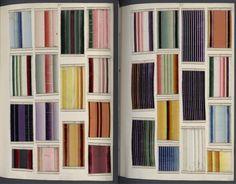 Velvet Ribbons at Musée d'Art et d'Industrie de Saint-Etienne #ribbons #pattern #france