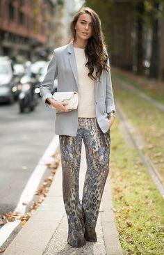 Looks de street style para llevar a la oficina | Galería de fotos 1 de 119 | VOGUE