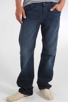 """7 For All Mankind Austyn """"A"""" Pocket Jean in Rustic Amber- $189.00"""
