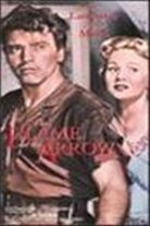 The Flame and the Arrow (1950). Starring: Burt Lancaster, Virginia Mayo and Robert Douglas
