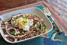 Greek Lentil Salad - word on the street is, it's amazing