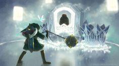 Twilit Ice Mass: Blizzeta: Twilight Princess