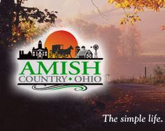Ohio's Amish Country, we have the largest population of Amish in the world, EVER.  Over 70,000 Amish call Ohio their home.  Take a step back to a simpler time and just unwind.