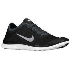 1cafca6c100d Nike Free 3.0 V5 - Men s - Black Metallic Silver Anthracite Nike Free 3