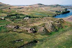 Dinogetia, Tulcea, Dobrogea