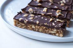Sunde snickers - lav selv snickers med få ingredienser
