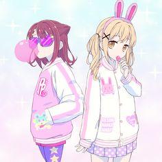 BanG Dream! Image #2360177 - Zerochan All Anime, Manga Anime, Anime Life, Anime Sisters, Miss Kobayashi's Dragon Maid, I Love Games, Chibi, Anime Art Girl, Anime Girls